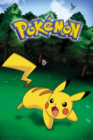 Pokemon - Pikachu Catch