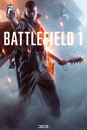 Battlefield - Battlefield 1 Cover