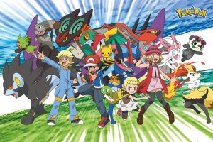 Pokemon - Travelling Party