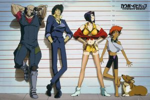 Cowboy Bebop - Line up