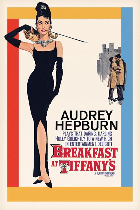 Breakfast at Tiffany's - Cover
