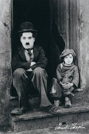 Charlie Chaplin - The Kid 2