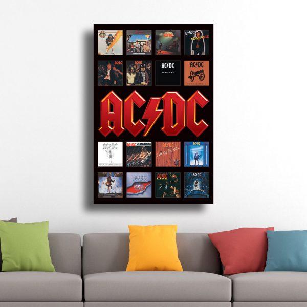 ACDC - Album Covers