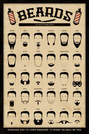 Beards - Chart