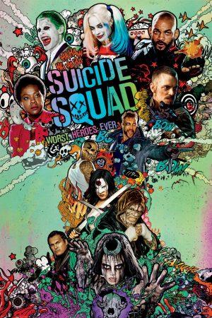 Suicide Squad - Nuke