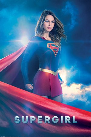 Supergirl - Cover