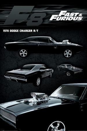 Fast & Furious - F&F8 Dodge