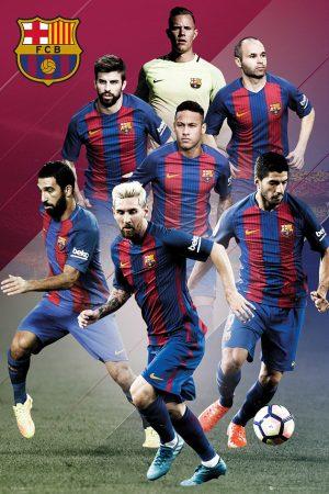 Barcelona - Players 16 17