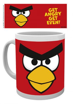 Angry Birds - Get Angry