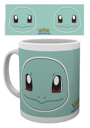 Pokemon - Squirtle Face